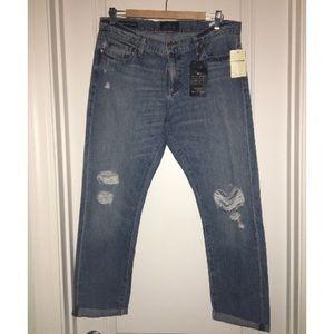 Lucky Brand 🍀 Slim Sienna Boyfriend Jeans